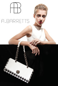 A Barretts handbags= proper arm candy