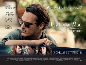 This week I have mostly been watching Irrational Man