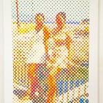 Adam Koukoudakis, Untitled II, Acrylic on Canvas