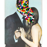 Jono Boyle, Why Can't We Be Ourselves Like We Were Yesterday, Magazine Page & Pom Poms