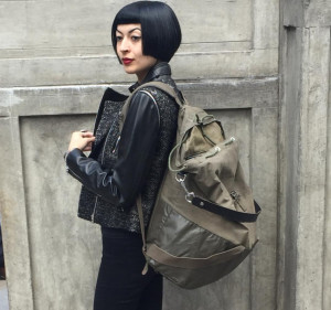 Read more about the article Oversized leather bags… My dream come true!