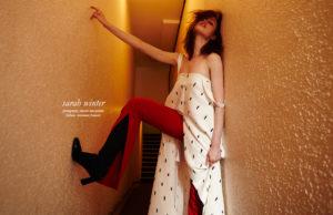 My Sarah Winter interview for Schon! Magazine