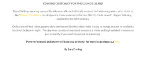Edward Crutchley AW17