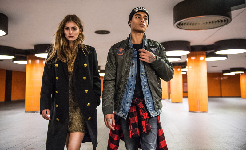 JACKETS TO KEEP YOU SUPERDRY THIS WINTER