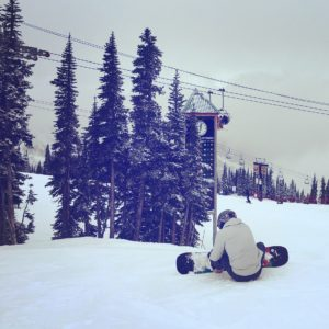 WINTER IS WHISTLER IS LOTS OF FUN
