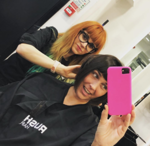 Read more about the article New hair at Rush