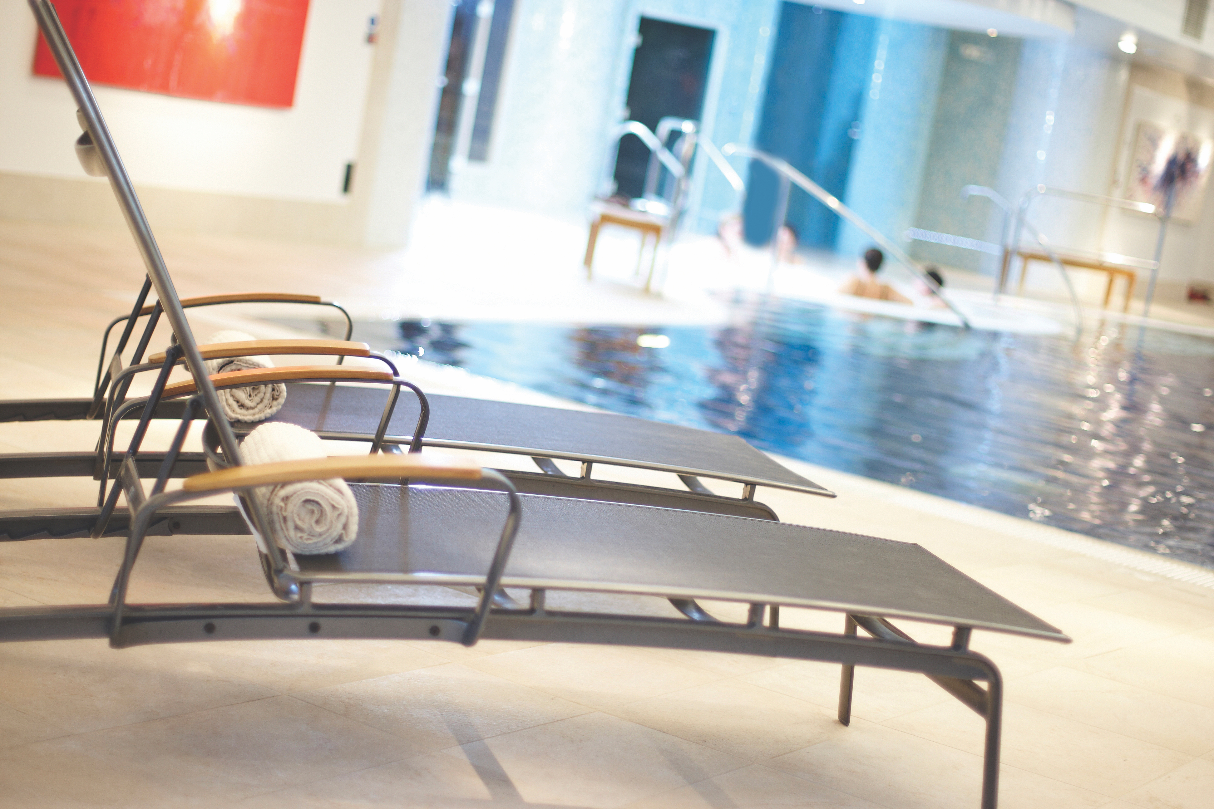 Take time out at Donnington Valley Spa