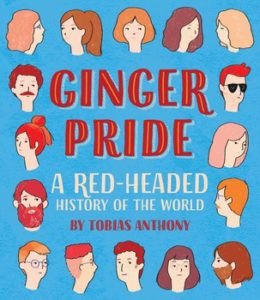 Everyone loves a redhead…