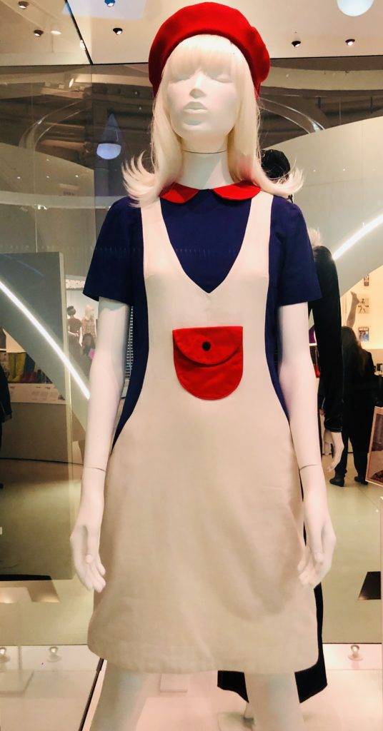 Mary Quant The Daisy Lady by Sara Darling