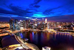 SINGAPORE IS CELEBRATING