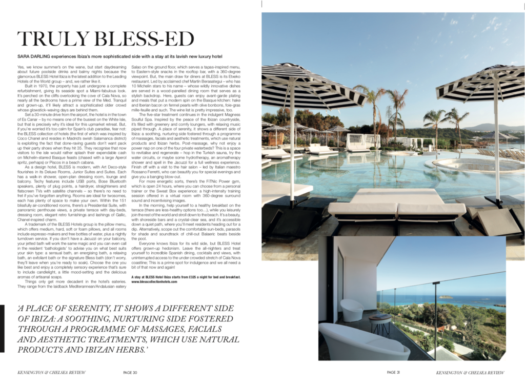 Bless.Ibiza.Kensington.Chelsea.Review