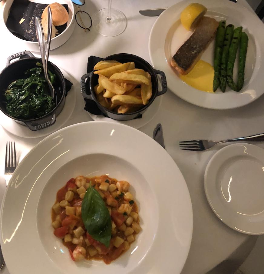 A TASTE OF ITALY IN KNIGHTSBRIDGE