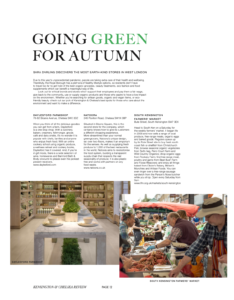 KENSINGTON & CHELSEA REVIEW AUTUMN 2020